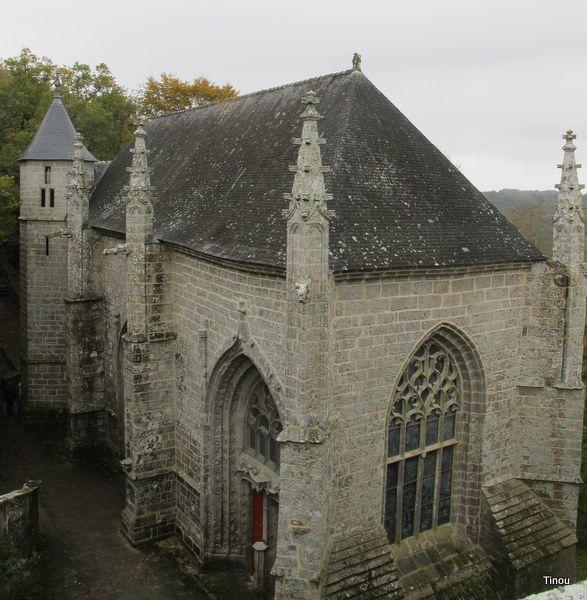 Le Faouet : circuit des chapelles