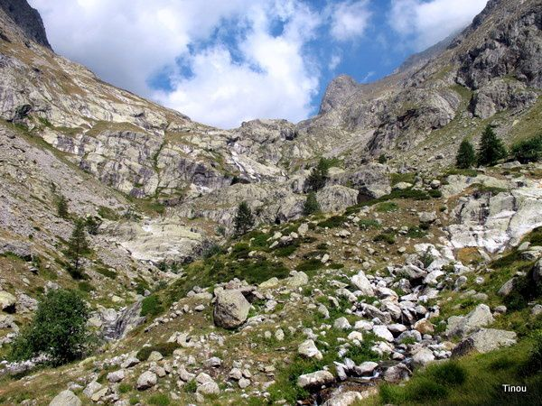 Mercantour : Vallée de la Gordolasque