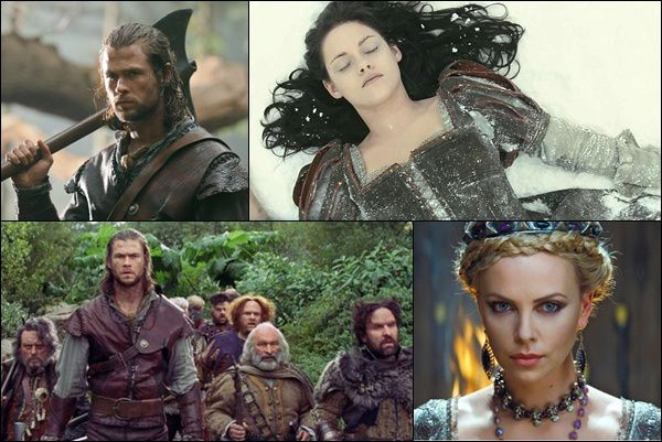 Snowhite and the Huntsman