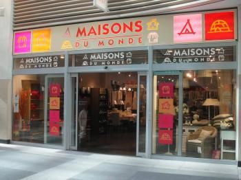 Mes magasins d co pr f r s beaut et shopping by m lissa - Maison du monde magasin ...