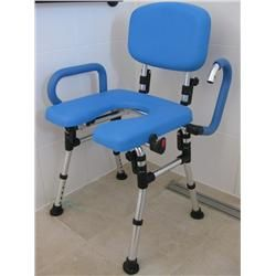 New product: TRAVEL SHOWER CHAIR - Eleanor\'s independent living aids