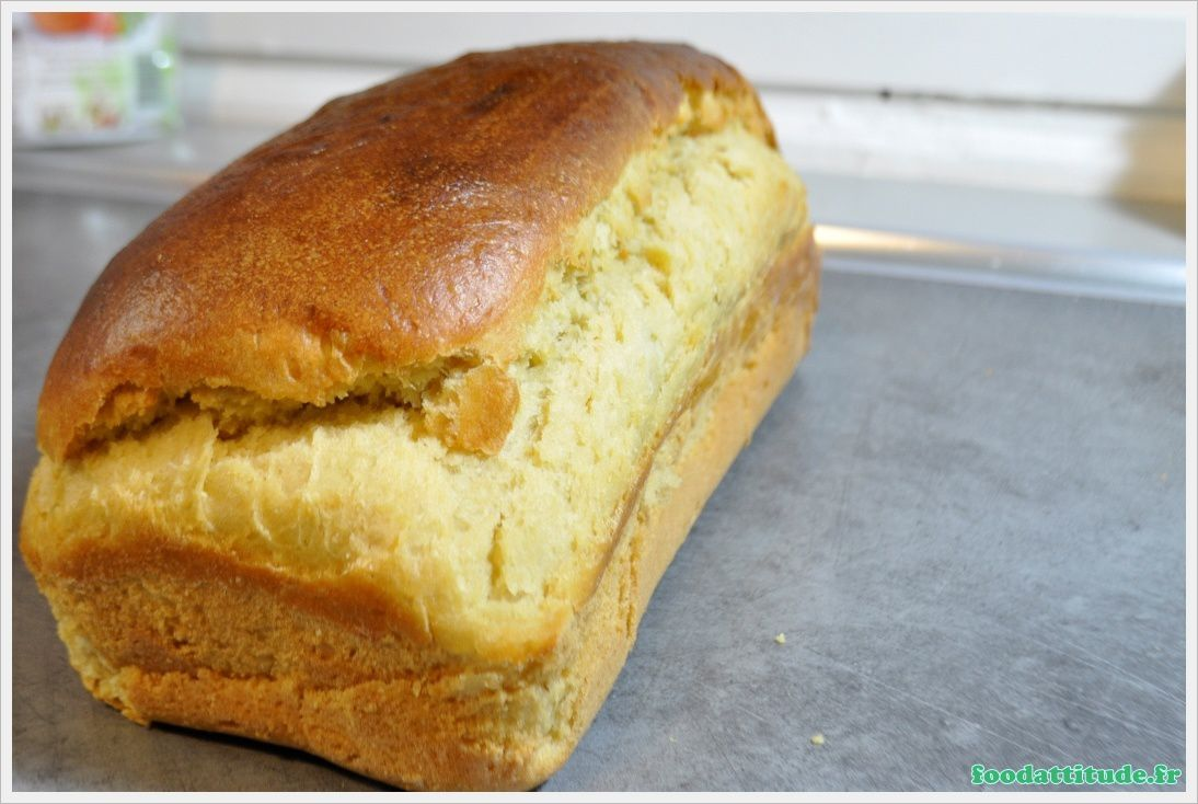Brioche foodattitude la map machine pain blogs de cuisine - Brioche avec machine a pain ...