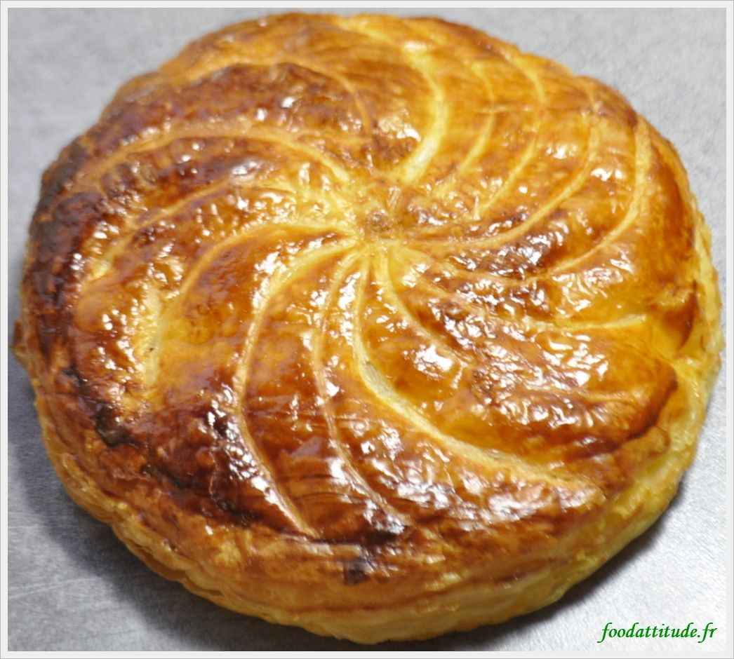 ... flaky cake known as a galette des rois (kings' tart) will be