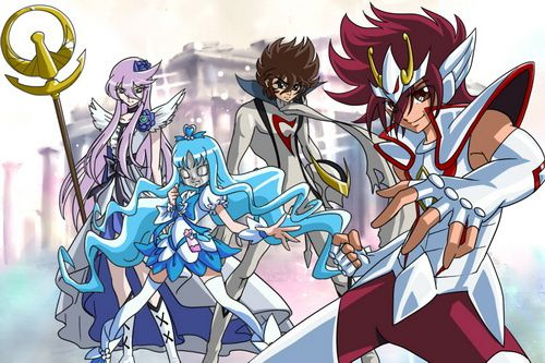 saint seiya streaming vf saison 1