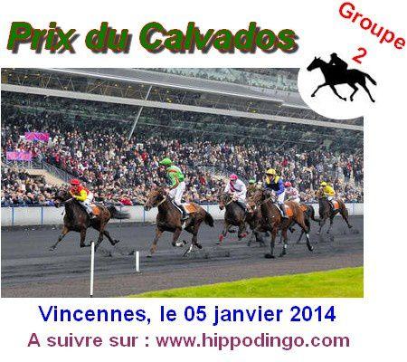 Prix du Calvados 2014