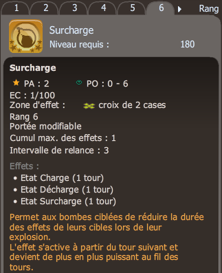 Screen surcharge 6