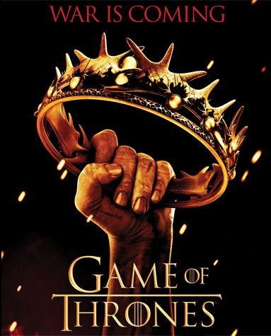 poster affiche game of thrones