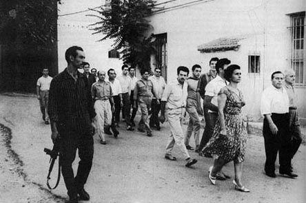 Algérie Oran disparus 1962 juillet