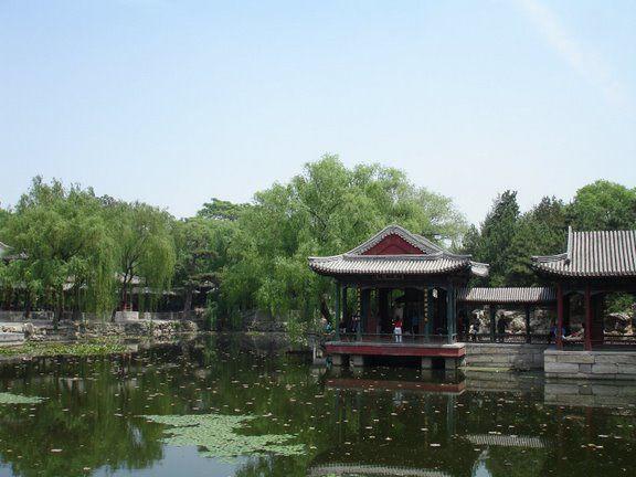 chine Palais Ete