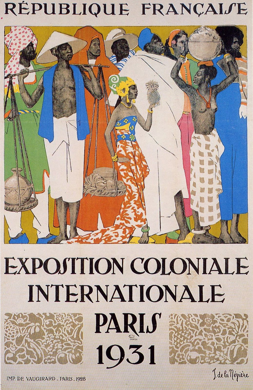 France Exposition coloniale de Paris - 1931 1
