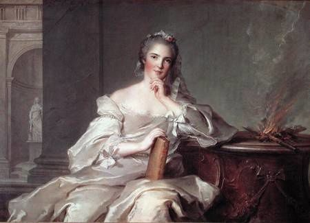 France Jean marc nattier - madame anne henriette de france