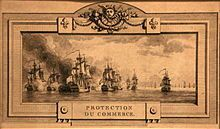 France marine Protection du commerce