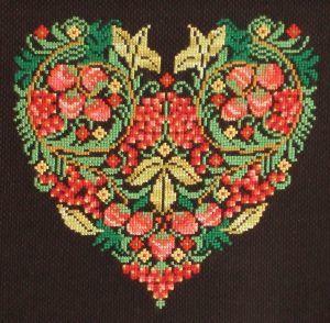 Russie coeur russe brodé-copie-1