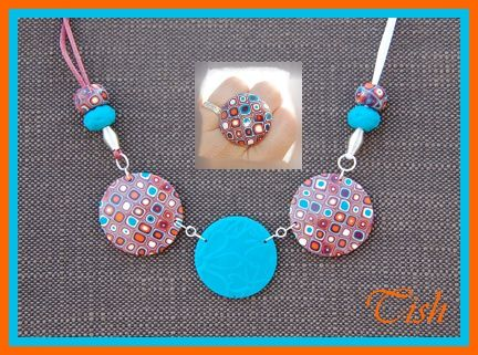 collier orange turquoise02