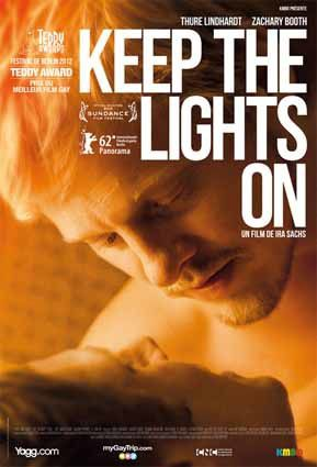 Keep the Lights On - Affiche