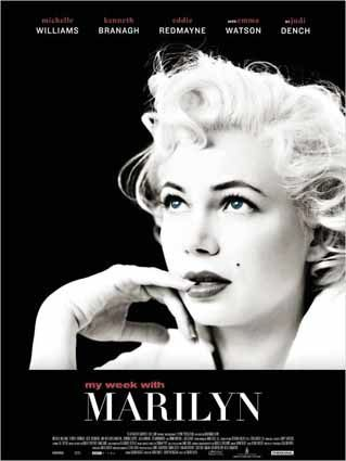 My week with Marilyn - Affiche
