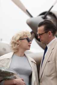 My week with Marylin - Michelle Williams et Dougray Scott