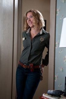 Nouveau départ - Scarlett Johansson