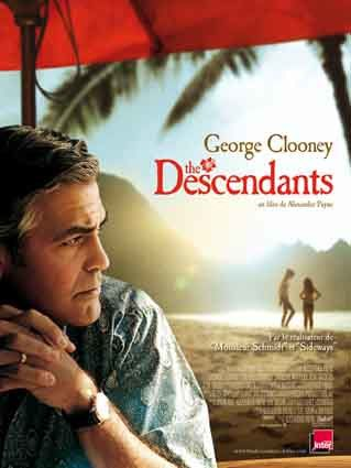 The Descendants - Affiche 1