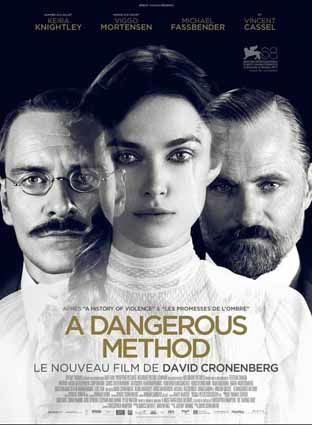 A Dangerous Method - Affiche