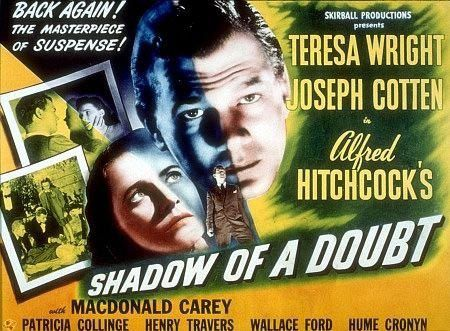 Shadow of a Doubt - Affiche