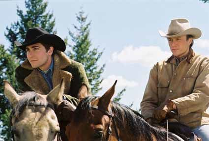 Le Secret de Brokeback Mountain - Jake Gyllenhaal et Heath