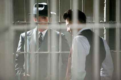 Public Enemies - Christian Bale et Johnny Depp