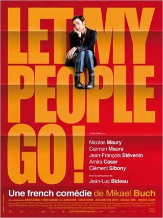 Let My People Go ! Affiche