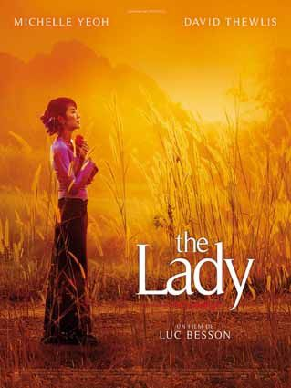 The Lady - Affiche 1