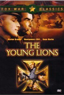 The Young Lions - Affiche