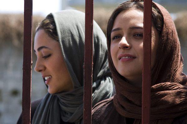 Taraneh Alidousti et Golshifteh Farahani. Memento Films Distribution
