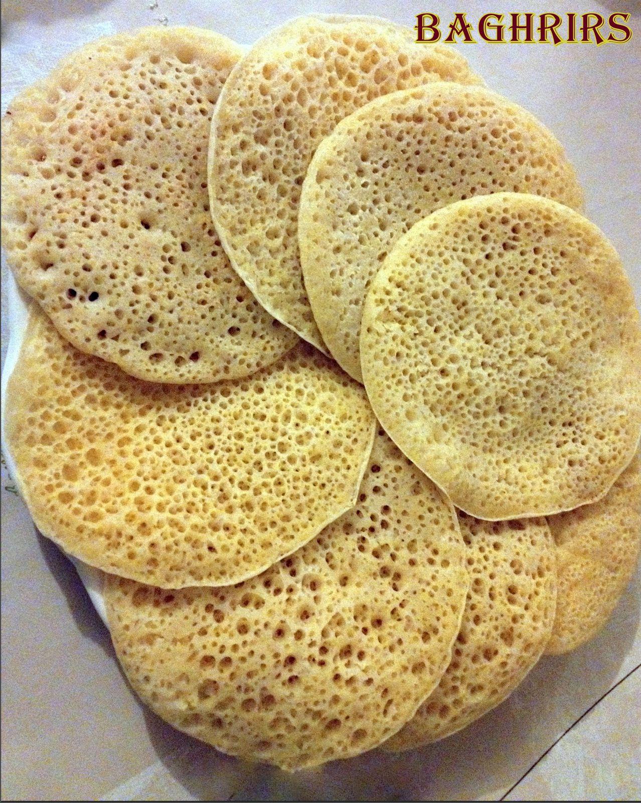 Pin baghrir rapide g teau marocain cuisine femme zoom - Cuisine au milieu de la piece ...