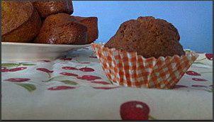 muffins aux pavots