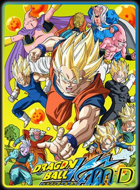 Dragon Ball Kai Vostfr