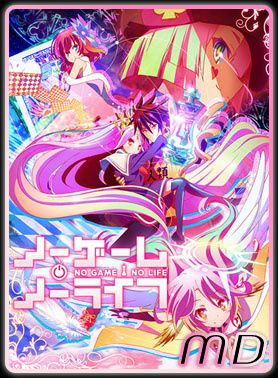 No Game No Life Vostfr
