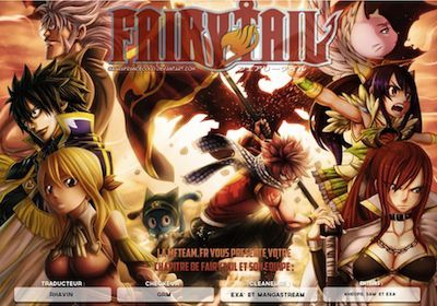 lecture en ligne Scan Fairy Tail 361 VF FR