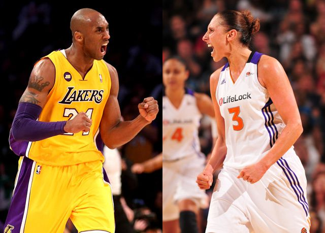 WNBA - NBA: The best comparisons superstars - NEWS BASKET ...