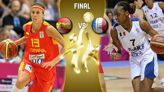 Finale de l 39 euro f minin preview france vs espagne news - Finale coupe de france basket feminin ...