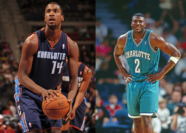 1dffca70f66 NBA  Michael Jordan announces Charlotte Bobcats to change name to  Hornets   in 2014