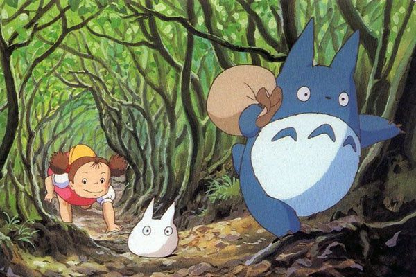 Les Studios Ghibli