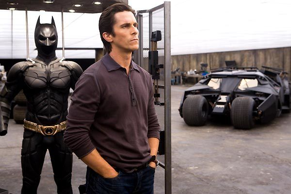 Christian Bale. Warner Bros.