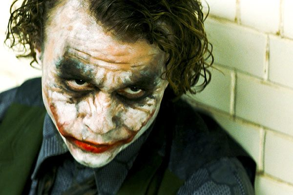 Heath Ledger. Warner Bros.