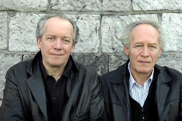 Les réalisateurs Jean-Pierre Dardenne et Luc Dardenne. Diaphana Films