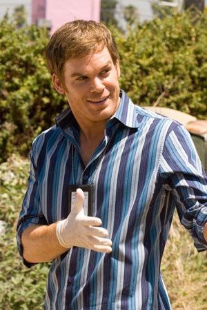 Michael C. Hall. Showtime Networks Inc.