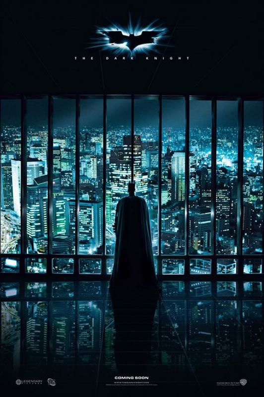 Affiche teaser américaine. Warner Bros.