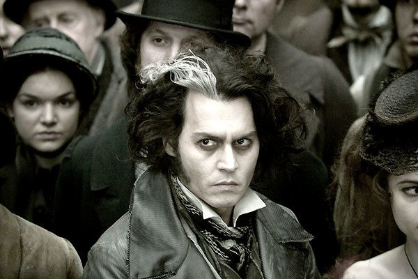 Johnny Depp. Warner Bros. France