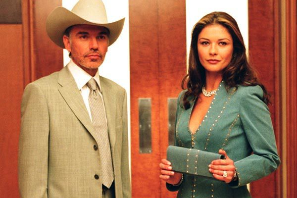Billy Bob Thornton et Catherine Zeta-Jones. United International Pictures (UIP)