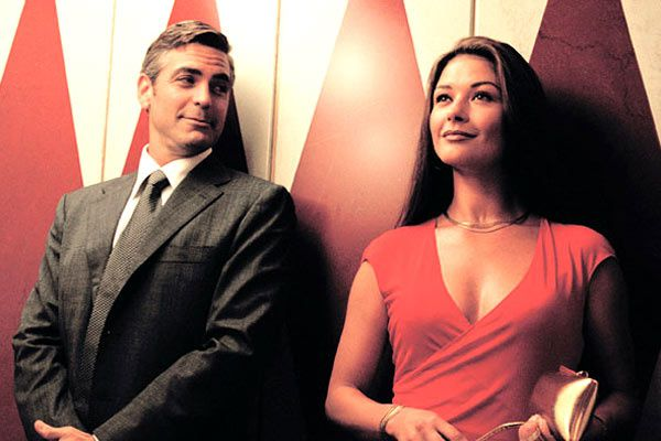 George Clooney et Catherine Zeta-Jones. United International Pictures (UIP)
