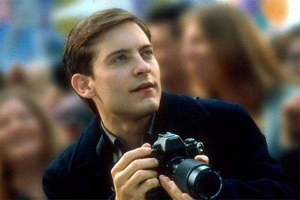 Tobey Maguire. Columbia TriStar Films