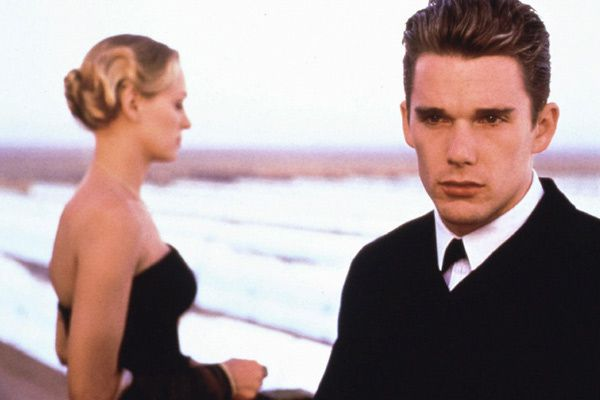 Uma Thurman et Ethan Hawke. Columbia Pictures Corporation
